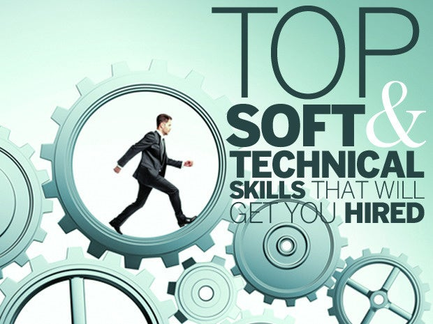how to get a job with little soft skills
