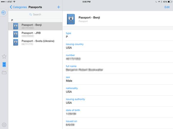 1password licenses