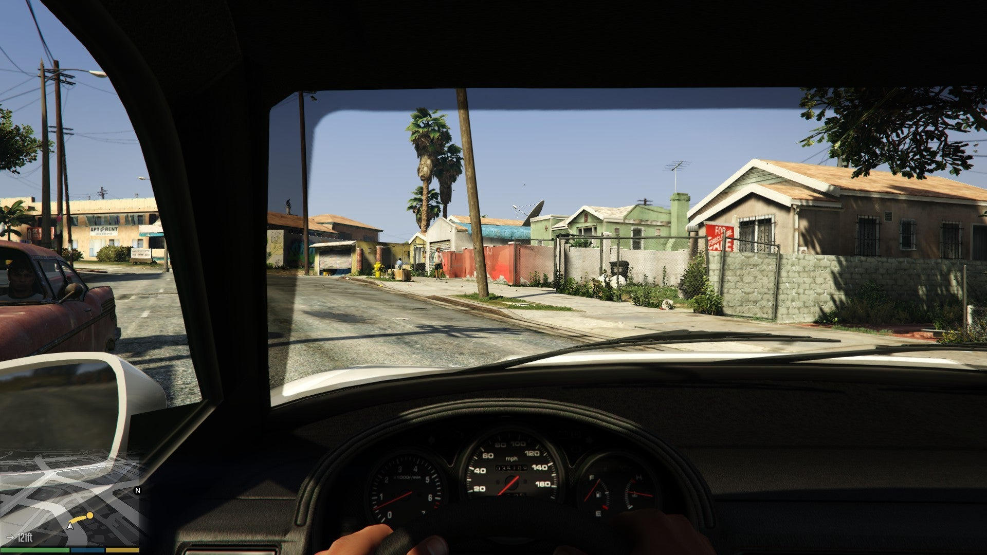 Grand Theft Auto V PC review impressions Los Angeles never looked