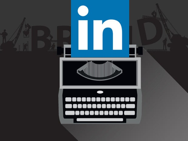 Publish on LinkedIn