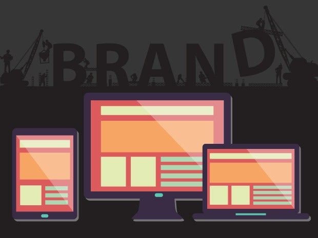 Create and promote a personal website