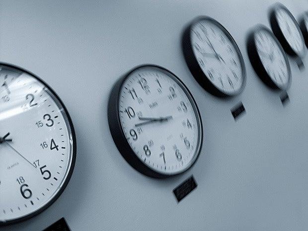 6 clocks