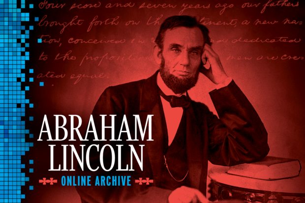 Abraham Lincoln online archive