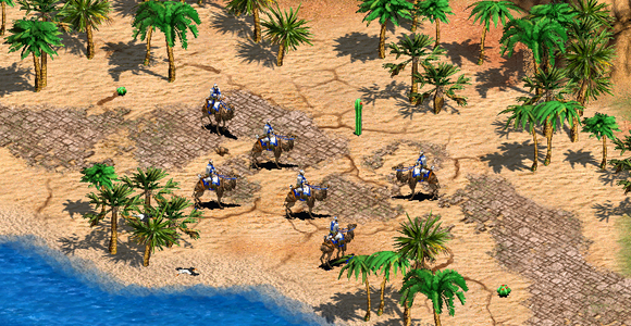 Age of Empires II Teaser