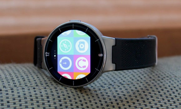 alcatel watch app screen 2