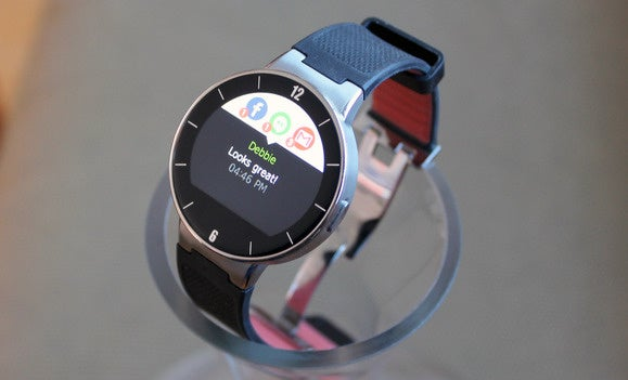 alcatel watch looks great