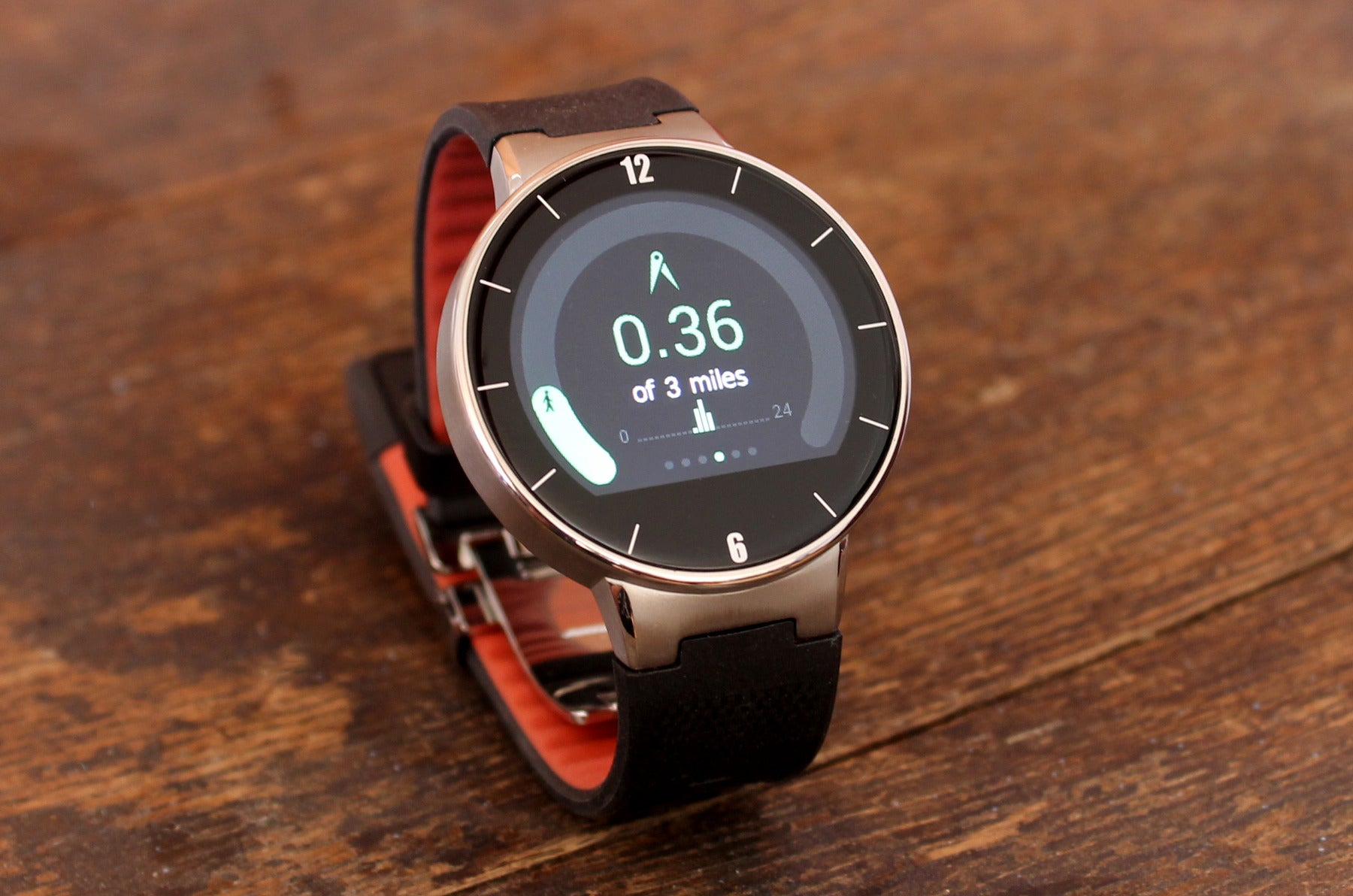Alcatel Onetouch Watch review: A pre-Apple Watch ...