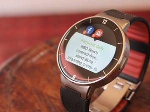 alcatel watch notifications