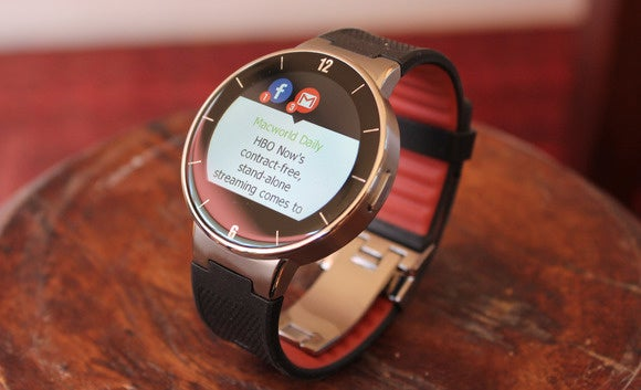 Alcatel Onetouch Watch review: A pre-Apple Watch smartwatch with