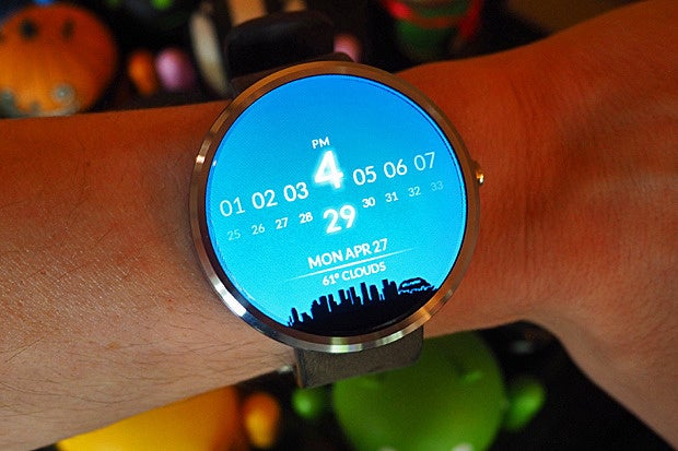9 exceptional Android Wear watch faces