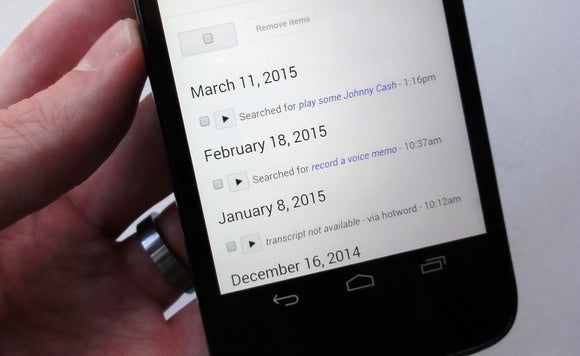 android device watching you voice commands 2