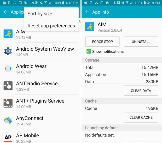 Insufficient storage': How to fix that error in Android and