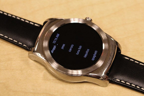 android wear ambient apps
