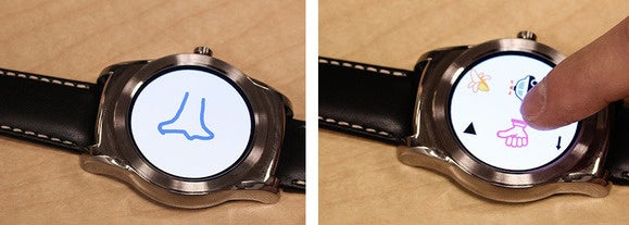 android wear emoji