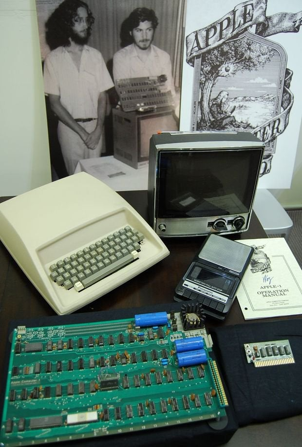 Vintage Apple-1