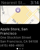 apple watch apple store app 02