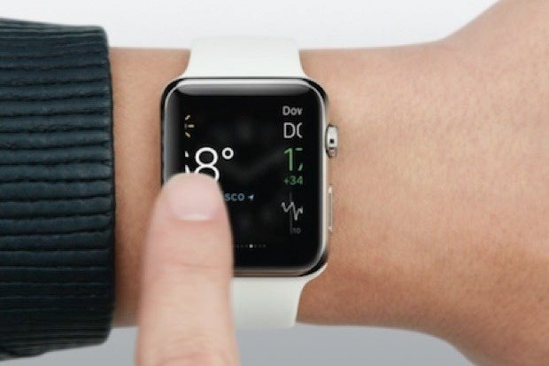 apple watch calls time on apple retail