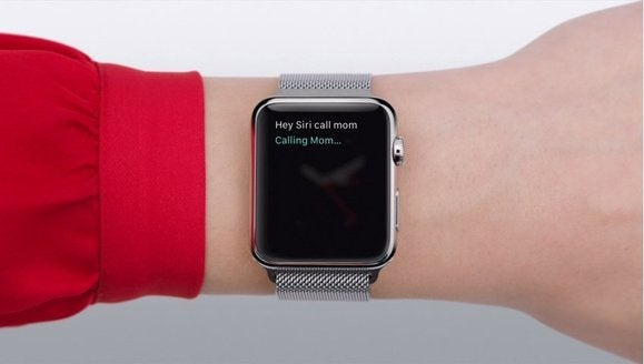Apple Watch phones calls