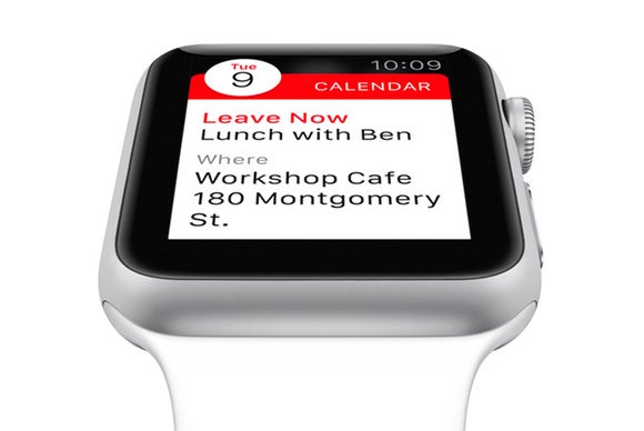 apple watch notification new