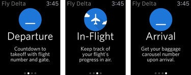 Apple Watch Delta Air Lines