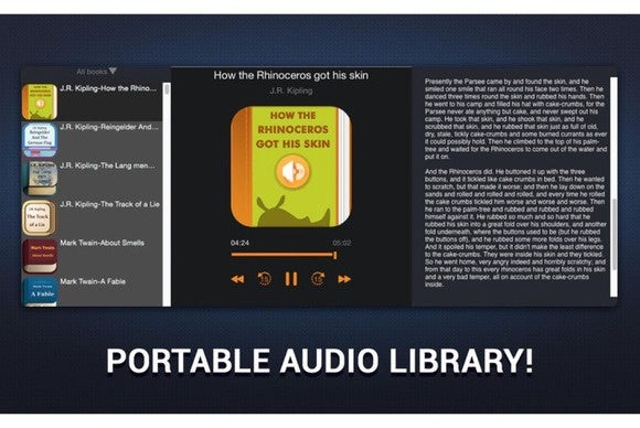 audiolibrary