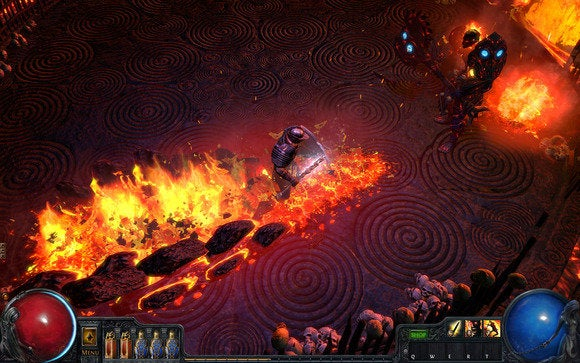 Path of Exile, a killer free Diablo III alternative, gets a major