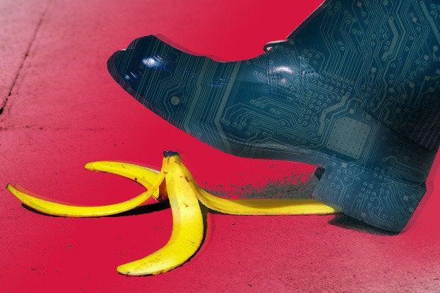 banana slip