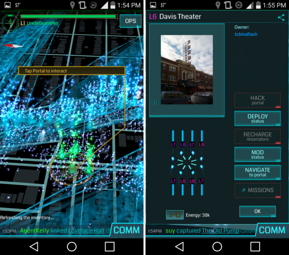 bestfreegames ingress