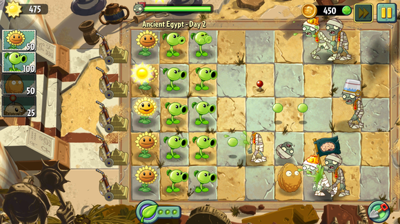 Plants vs Zombies Backyard Showdown Slot - Play for Free Now