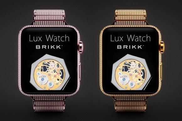brikk luxwatch applewatch