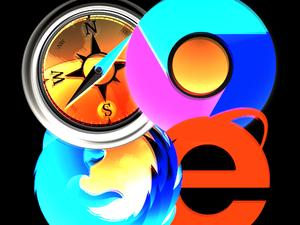 browsers chrome firefox internet explorer safari