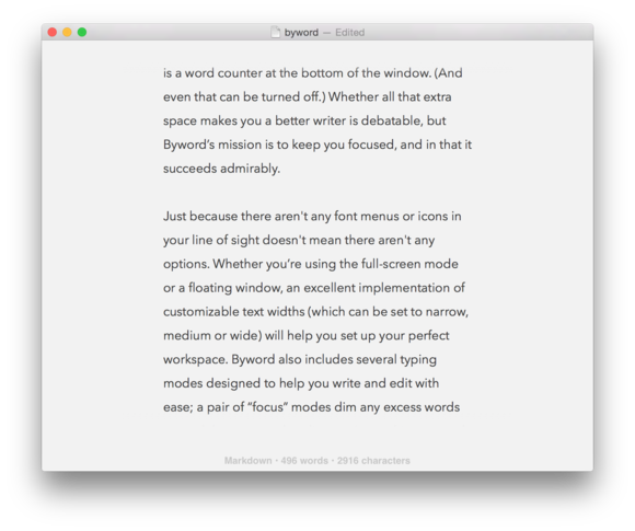 Type essays on ipad