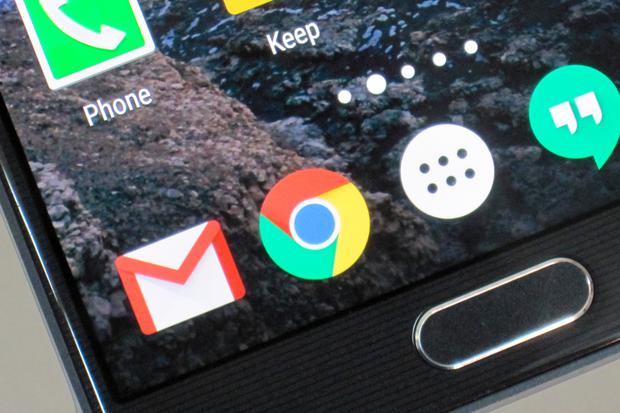 How to turn on data compression in Chrome on your phone or