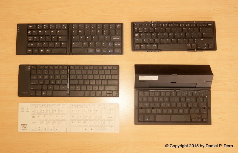 Review 5 Folding Keyboards For Your Smartphone Computerworld