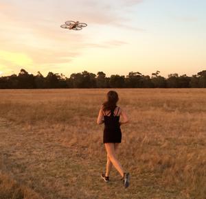 drone jog
