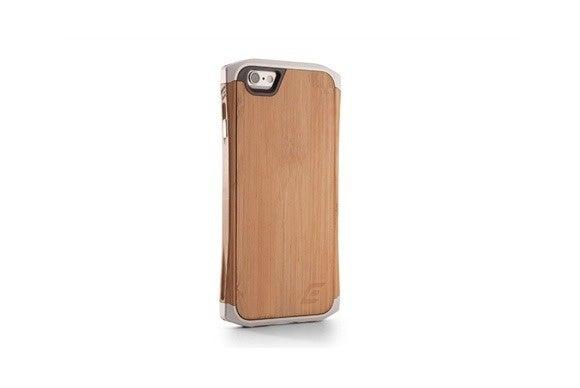 elementcase roninwood iphone