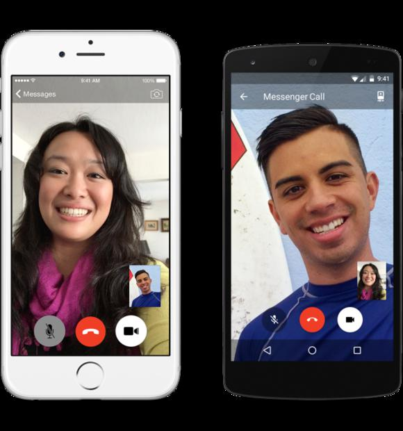 video call messenger facebook descargar