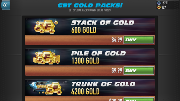 fast gold