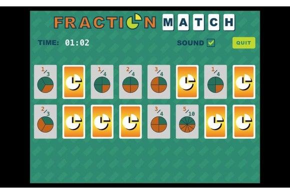 fractionmatch