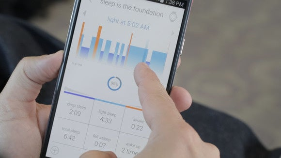 fullpower sleep tracking