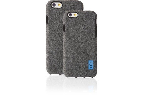 fuzdesigns feltcase iphone