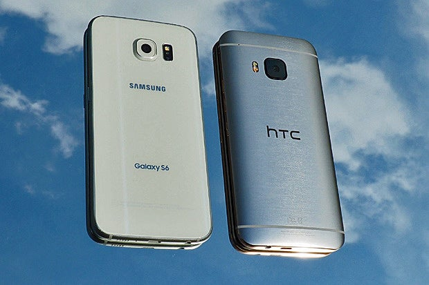 Galaxy S6, HTC One M9