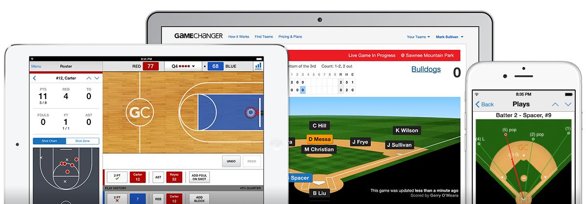 The World's Most Advanced Baseball/Softball Software