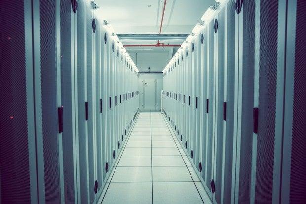 generic server room