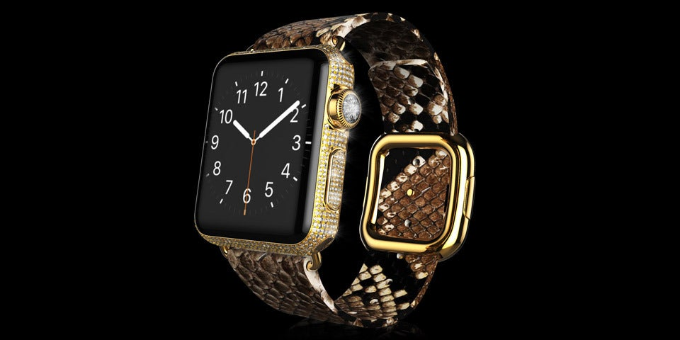 Diamond Band For Apple Watch