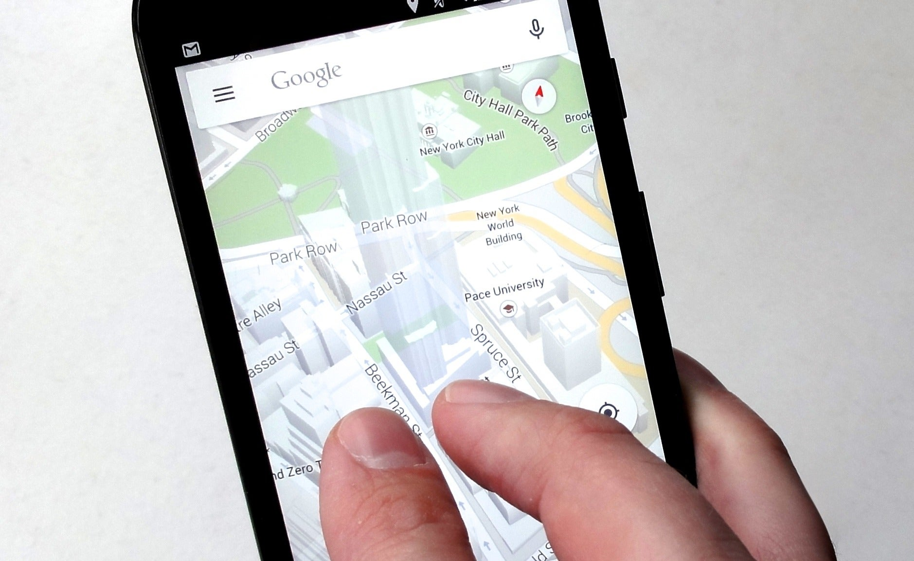 8 great google maps tips for android and ios pcworld google maps app add depth 5 gumiabroncs Choice Image