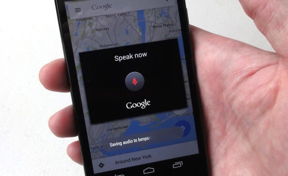 google maps app voice ask for directions 2
