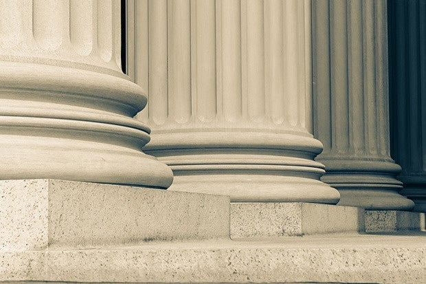 government columns