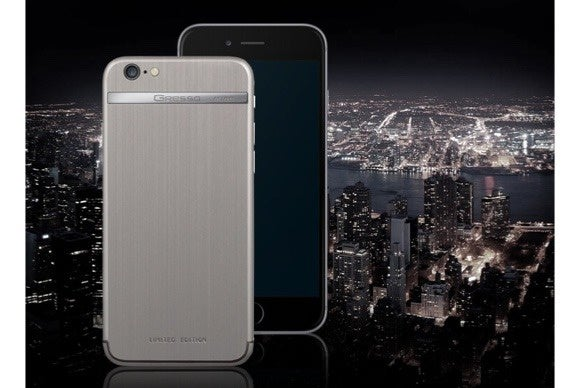 gresso luxury iphone