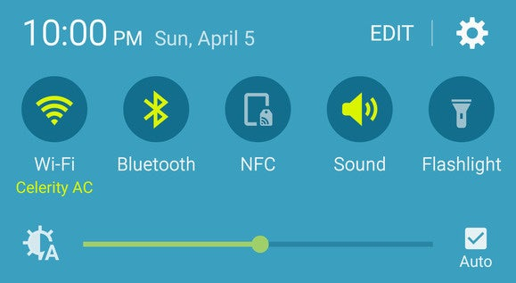 gs6 tips notification toggles